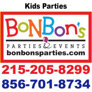 Bon Bon's Parties & Events